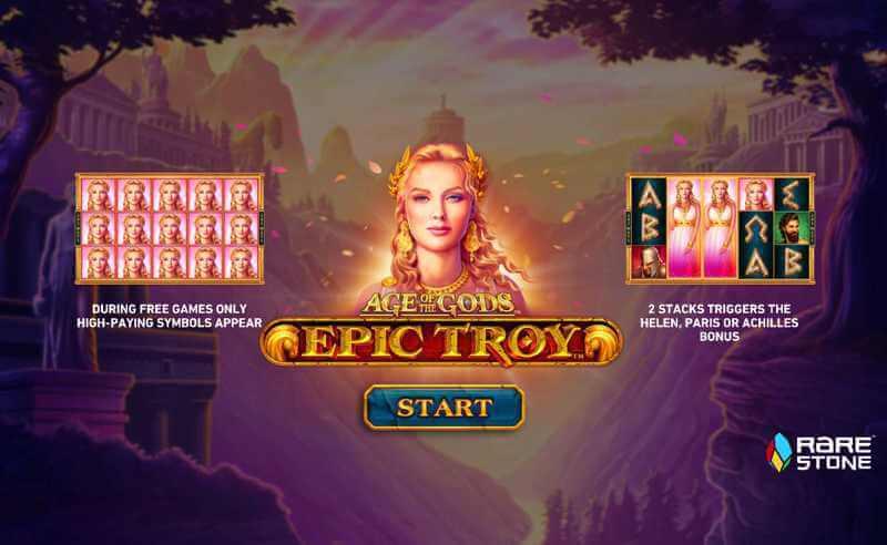 Age of the GodsTM: Epic Troy