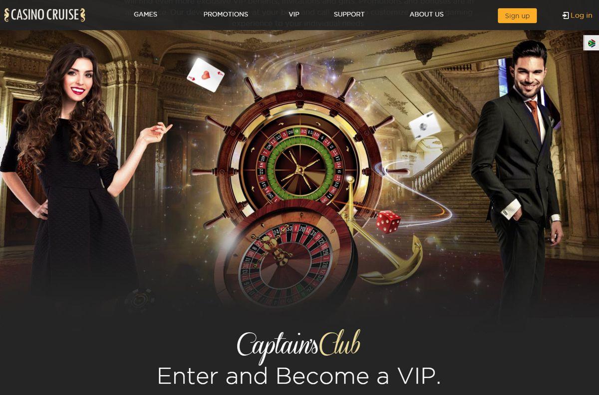 Casino Cruise VIP Captains Club