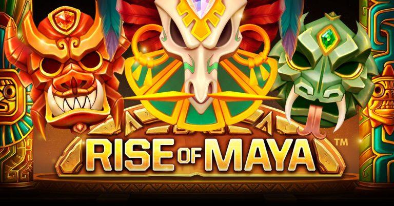 Ancient Mayan Slots Await You in Rise of Maya!