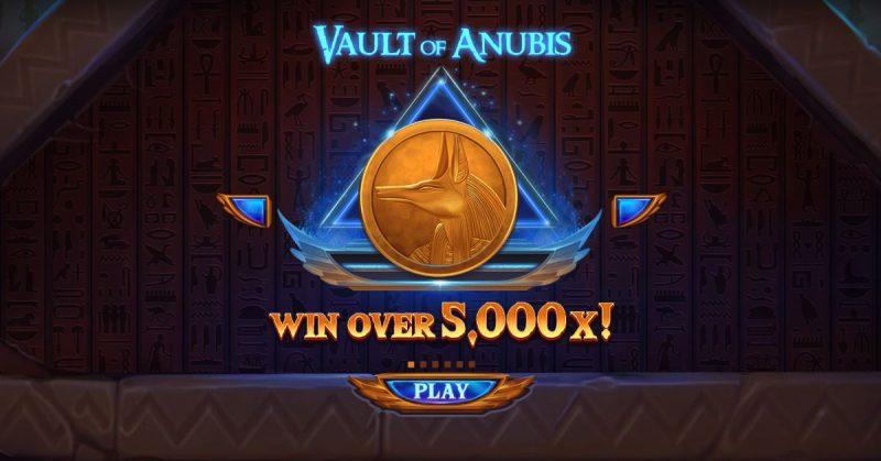 Vault of Anubis Slot Game