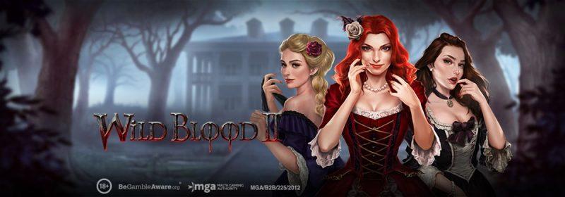 Wild Blood II Video Slot Game