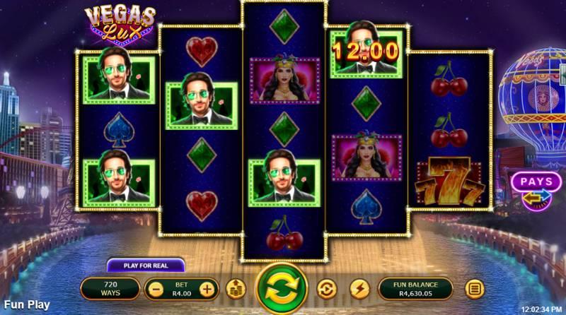 Vegas Lux Video Slot Game