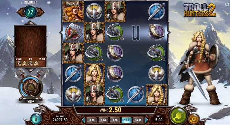 Troll Hunters 2 Slot