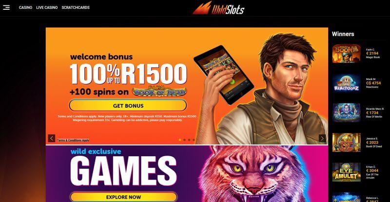 WildSlots Casino SA