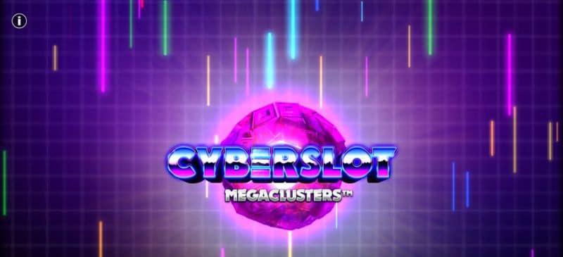 Cyberslot Megaclusters Slot Game Image