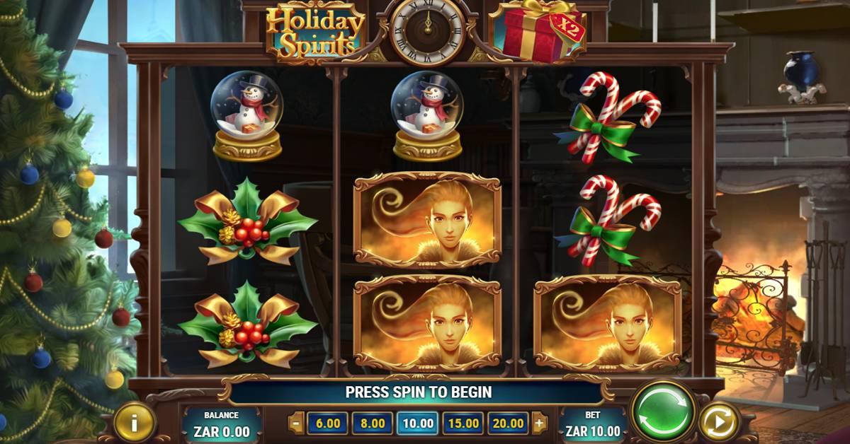 Image of Holiday Spirits Slot