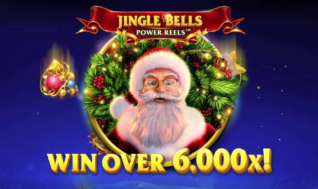 Image of Jingle Bells Power Reels Slot