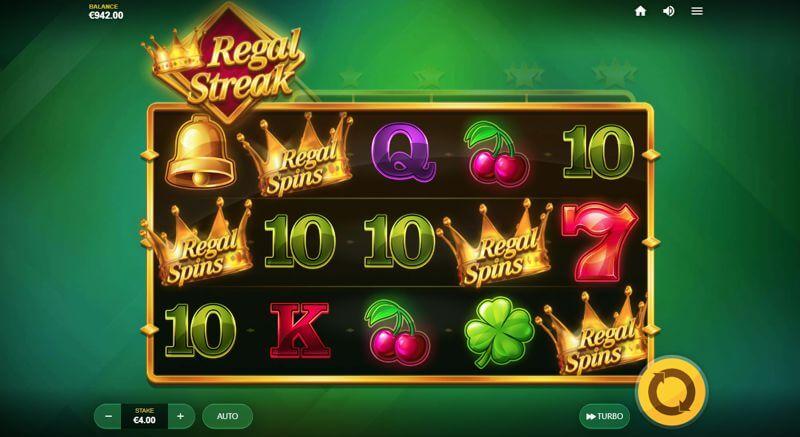 Regal Streak Slot Game