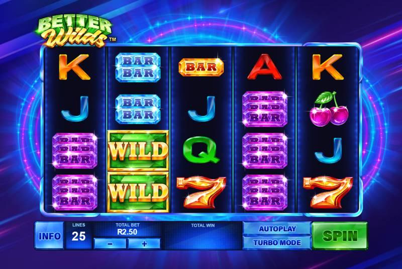 Better Wilds Slot