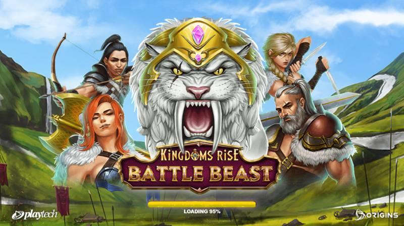Kingdoms Rise: Battle Beast Slot