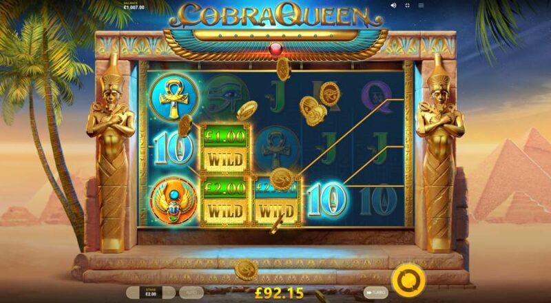 Cobra Queen Slot Game