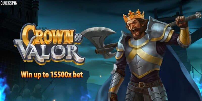 Crown of Valour Slot Game