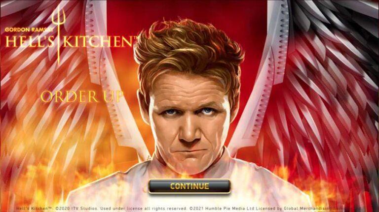 Gordon Ramsay: Hell's Kitchen Slot Review & Bonus Features