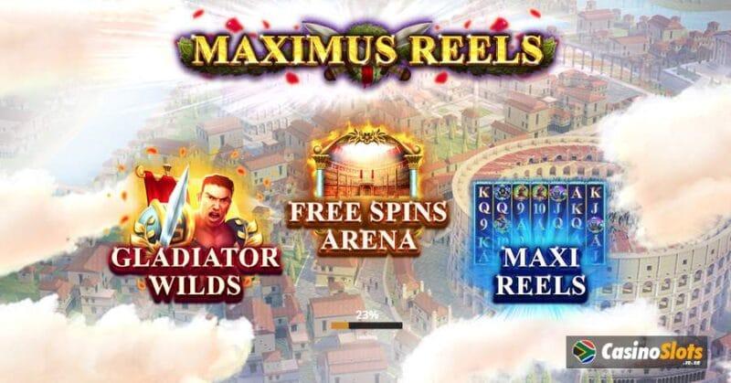 Maximus Reels Slot Game