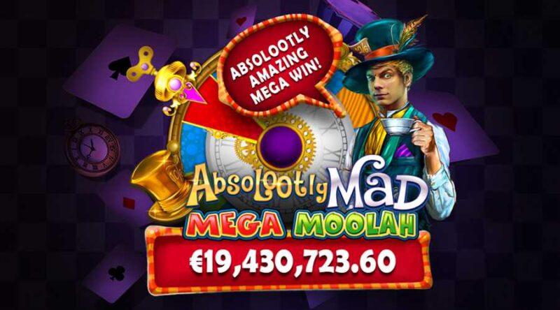 Mega Moolah €19.43 million jackpot win