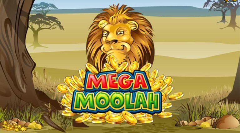 Mega Moolah: The Millionaire Making Jackpot Slot by Microgaming