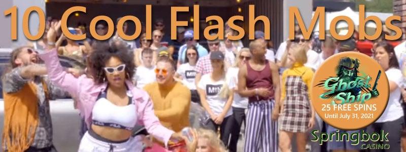 Flash Mob Videos