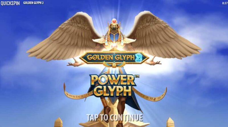 Golden Glyph2 Slot Game