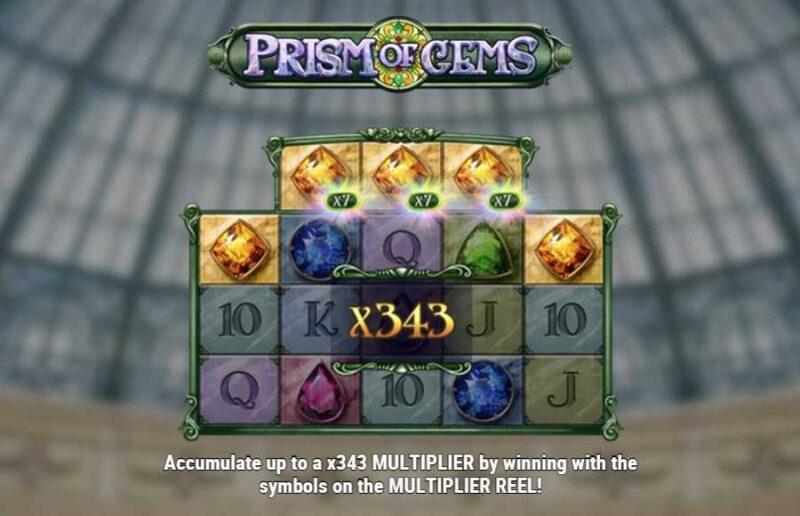 Prism of Gems Slot Game