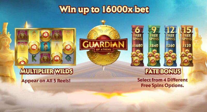 Guardian of Athens Slot Game