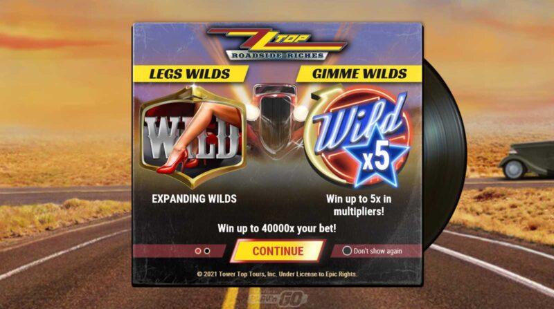 ZZ Top: Roadside Riches